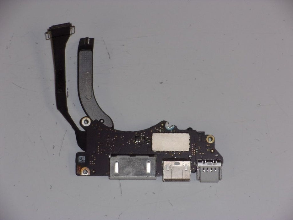 Apple MacBook Pro A1398 Card Reader Board DC-IN Jack USB w/Cable 820-5482-A - Discountedlaptopparts