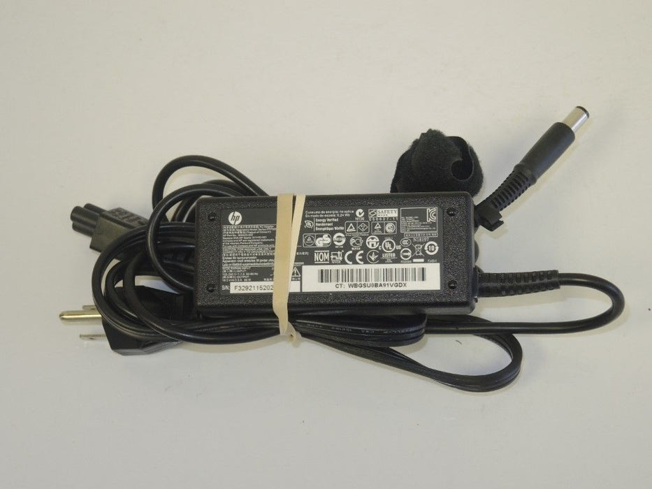 HP 18.5V Genuine Laptop AC Adapter 608425-001 PPP009H