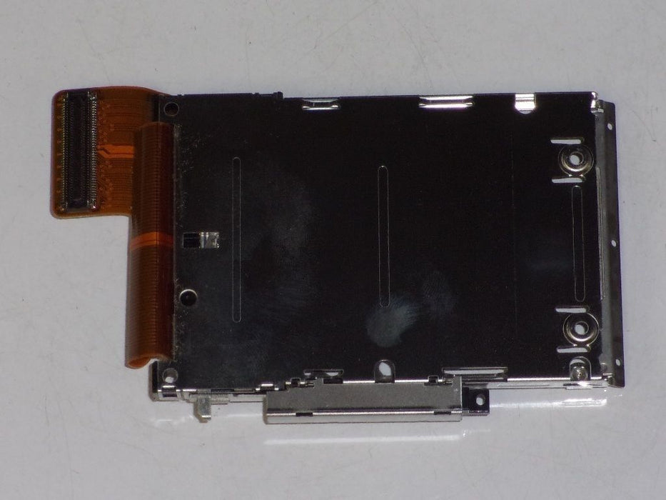 Apple PowerBook G4 A1106 PCMCIA Card Cage Board w/ Cable 821-0351-A
