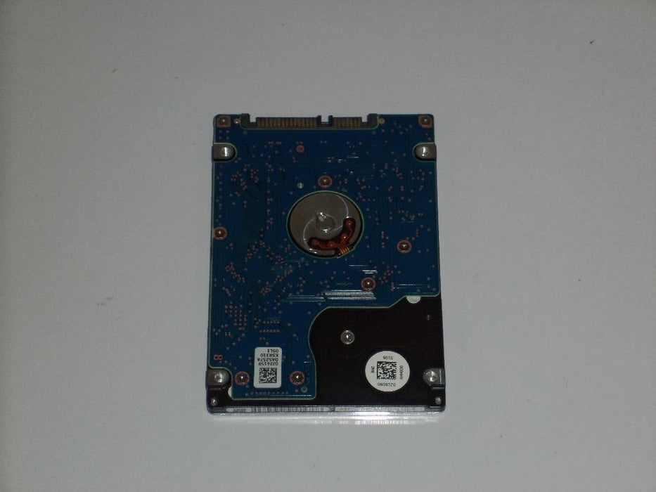 "Hitachi 2.5"" SATA 500 GB 5400 RPM HDD Laptop Hard Drive HTS545050A7E380"
