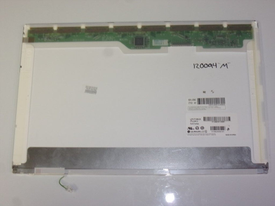 "HP Compaq 8710w LCD Laptop Screen Matte 17.1"" LP171WU3 (TL) (A1)"