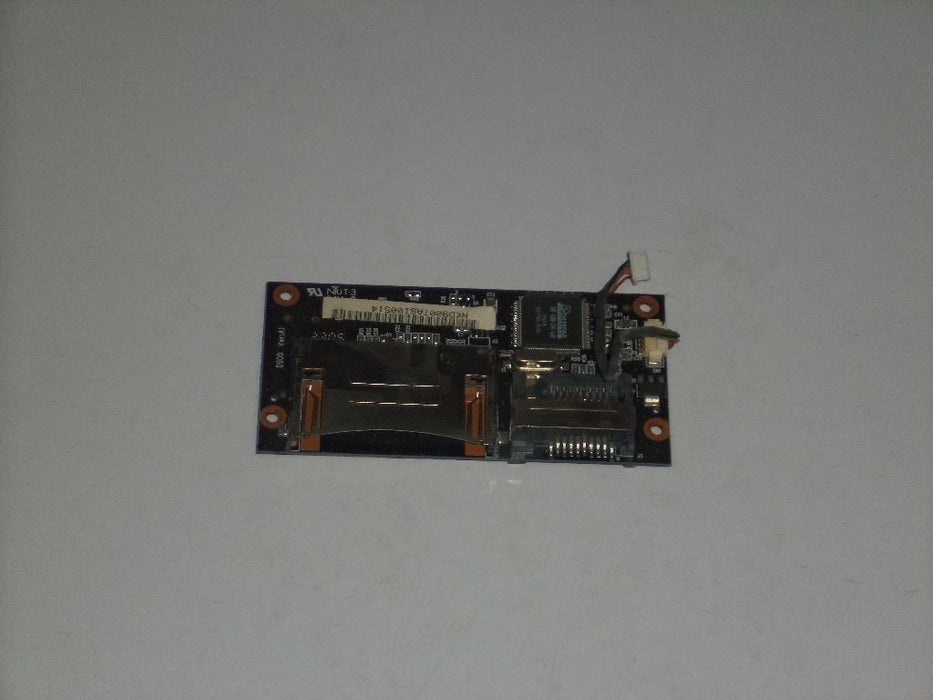 Alienware Clevo D9T Media Card Reader Board W/ Cable NKD900TA5I00514