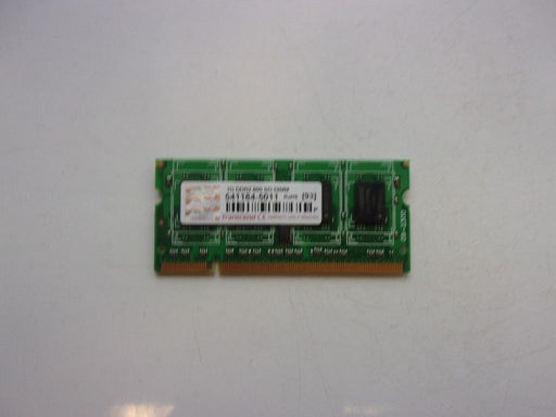 Transcend 1 GB PC2-6400 DDR2-800 Laptop Memory RAM Sodimm 541184-5011