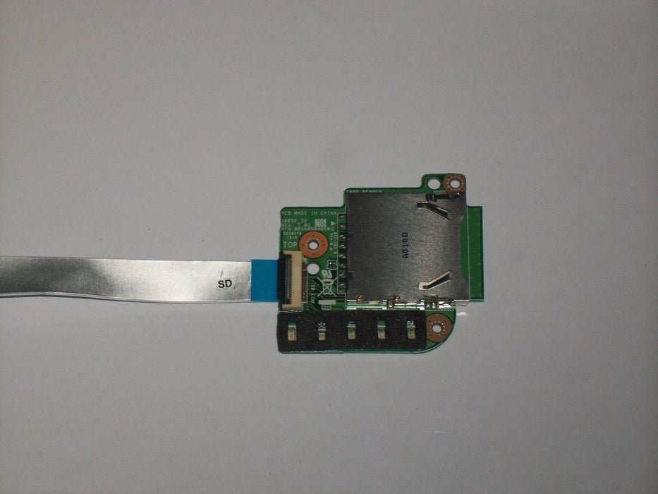 Asus Eee PC 1001P SD Card Reader Board w/Cable 60-OA1LCR2000 - Discountedlaptopparts