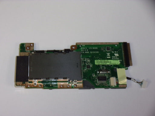 Asus B53S Input/Output I/O Board w/ Cable 60-N6RIO1000-C01 69N0LBB10C01-01