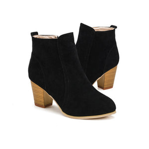 Boots With High Heels Boots Shoes Martin Boots Women Ankle