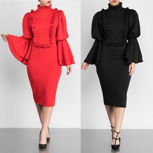 African Dress Styles For Women Bodycon Dresses Ladies Dresses Large Sizes Womens Clothing Summer Ropa Mujer Robe Vintage for church
