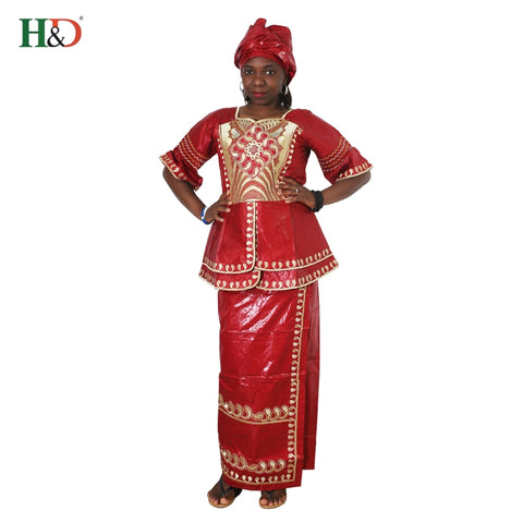 Dashiki dress  African clothes clothing Bazin riche dresses for women 100% cotton casual outfit vestido with short sleeves