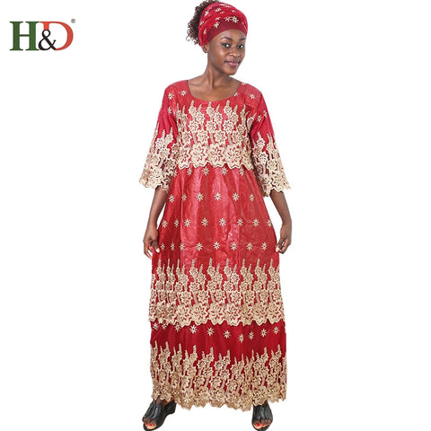 lace african women clothing bazin dress clothes head wraps dresses africaine nigerian headtie african scarf skirt