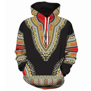 Men Women Hoodies Sweatshirts African folk-custom 3D Print Hooded Sweatshirt Men Hip Hop Streetwear Hoodie Tracksuit Male 5XL