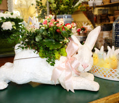 Jumping Bunny Planter