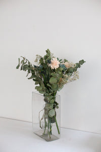 Rectangle Vase - L.