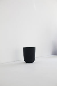 Nimble Plant Pot - Black - M