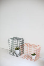 Basket Grid - Black - M