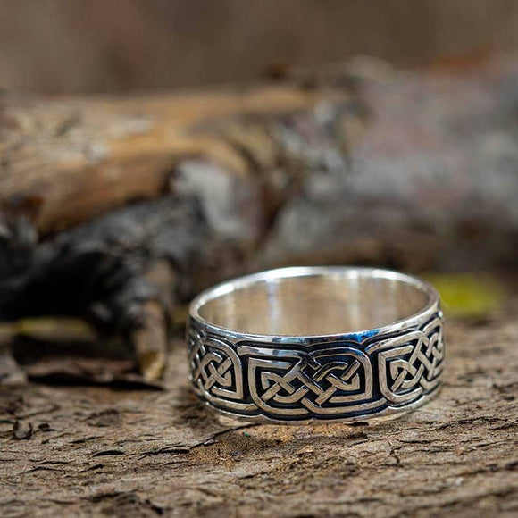 Chief Silver Ring 925s Silver