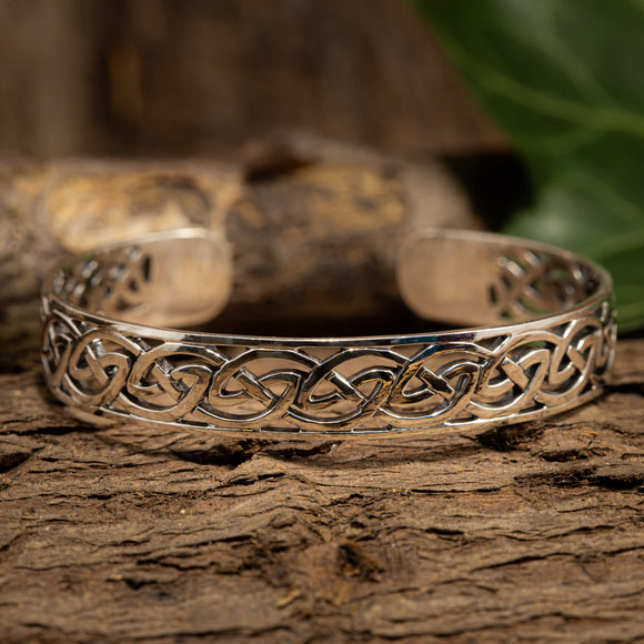 Armbånd Bangle Elvira 925s Sterling Sølv