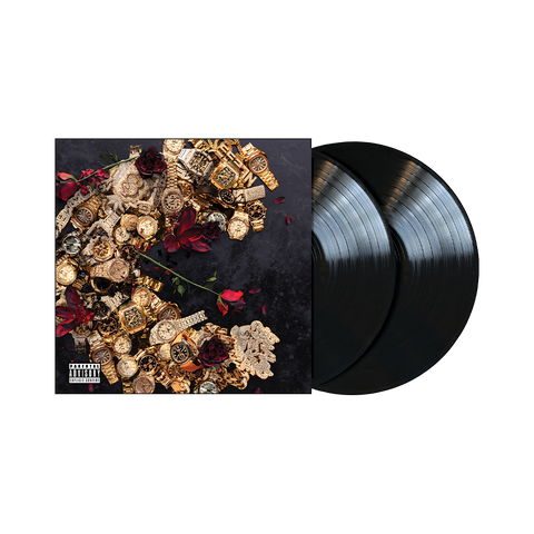 'Time Served' Deluxe 2LP + Deluxe Digital Album