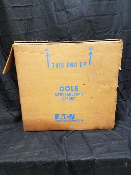 1960-1970s Eaton Dole Display Cabinet with Original Box