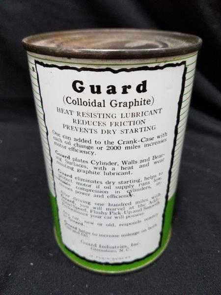 Guard Metal Protection 14 oz Full Metal Oil Can
