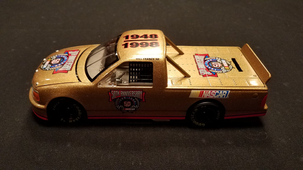 Nascar 50th Anniversary Truck Series 1998 1:24 Diecast Bank