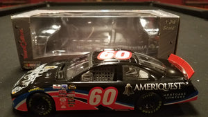 Autographed Carl Edwards & Jack Roush Ameriquest Ford 1:24 Diecast in Original Box