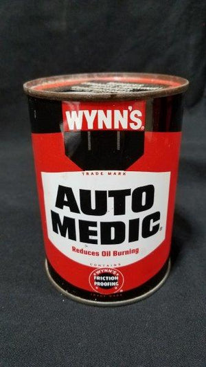 Wynns Auto Medic Full 15 oz Metal Can
