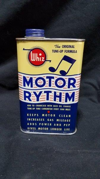 Motor Rhythm Oil 16 oz Full Metal Can