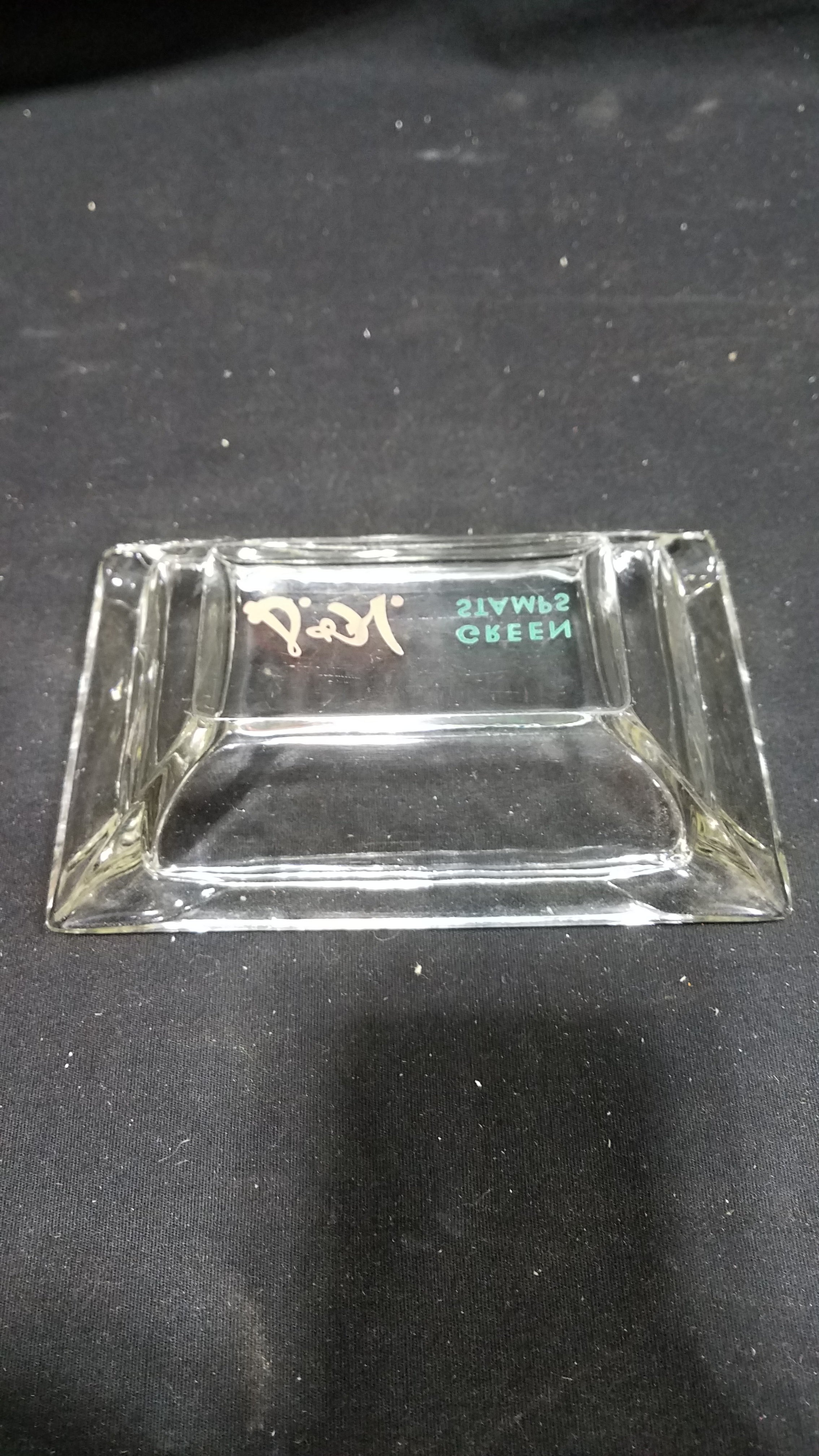 S & H Green Stamps Ashtray