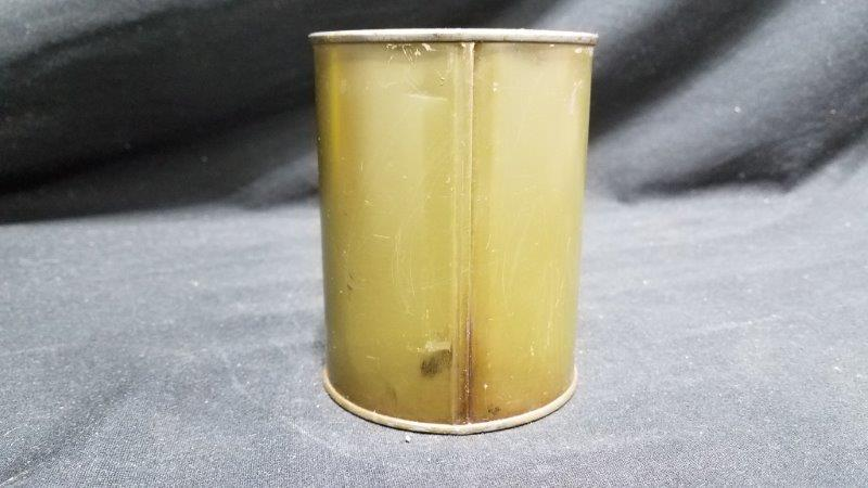 Socony Mobil NATO Military 1 Lb Grease Can