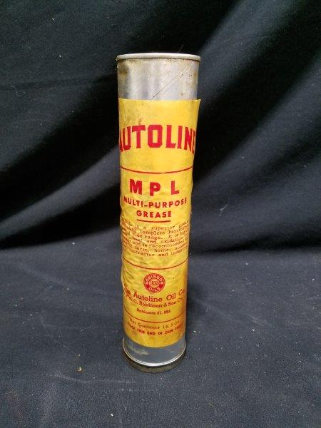 Autoline MPL All Purpose Grease Full Composite Can