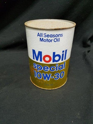 Mobil Special 10W-30 Full Composite Oil Can
