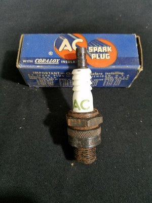 AC Coralox 43L Spark Plug in Original Box