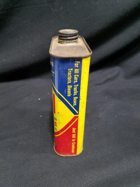 Siloo Engineseal 1 Pint Full Metal Can