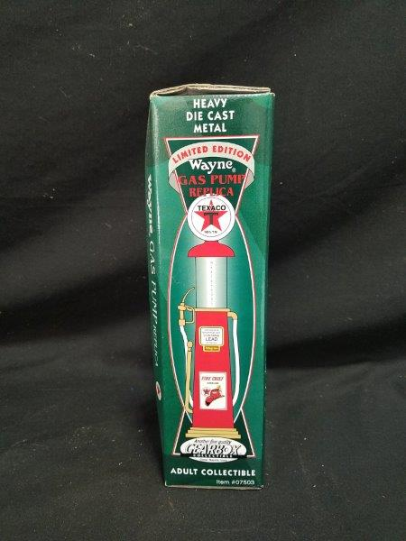 Texaco Wayne Gas Pump Replica NOS