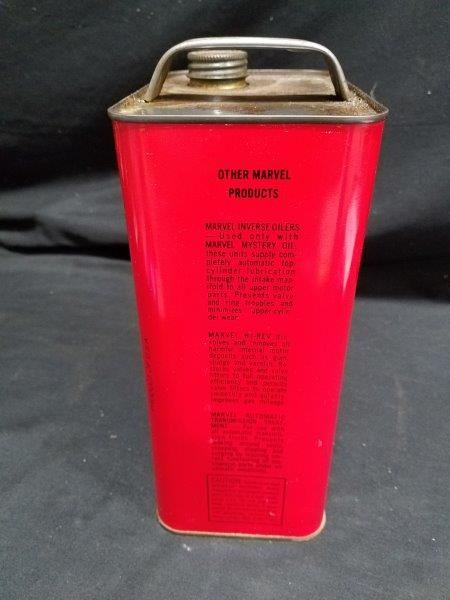 Mystery Oil 1 Gallon Motor Oil Can