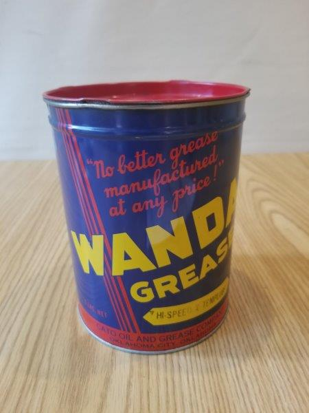 Wanda 5 lb Motor Grease Can