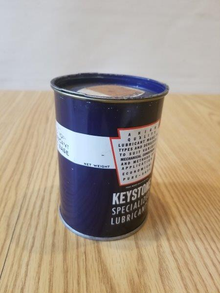 Keystone 1 lb Motor Grease Can