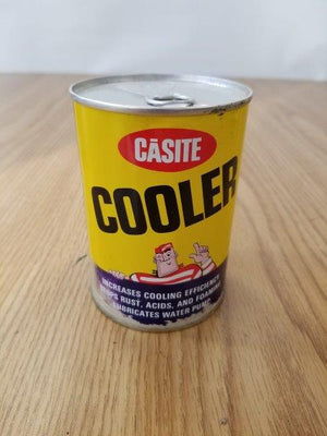 Casite Hastings Cooler Motor Oil Can