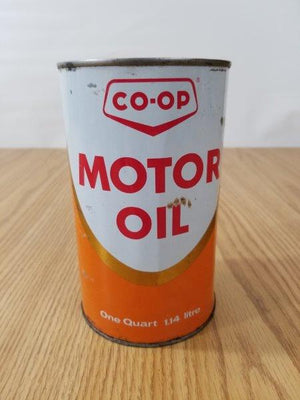 Co-Op Imperial Quart Motor Oil Can