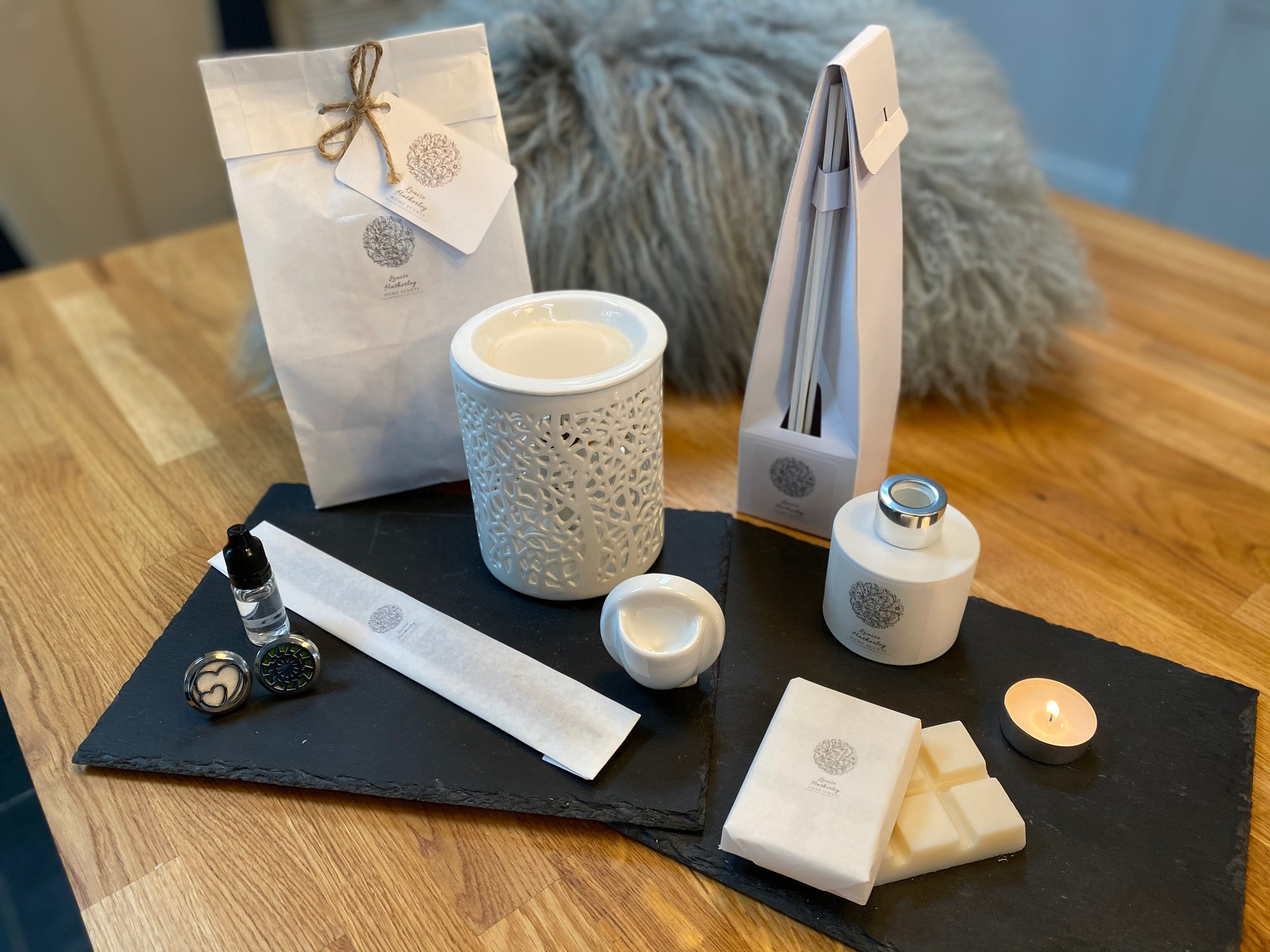 Louise Hatherley Home Scents