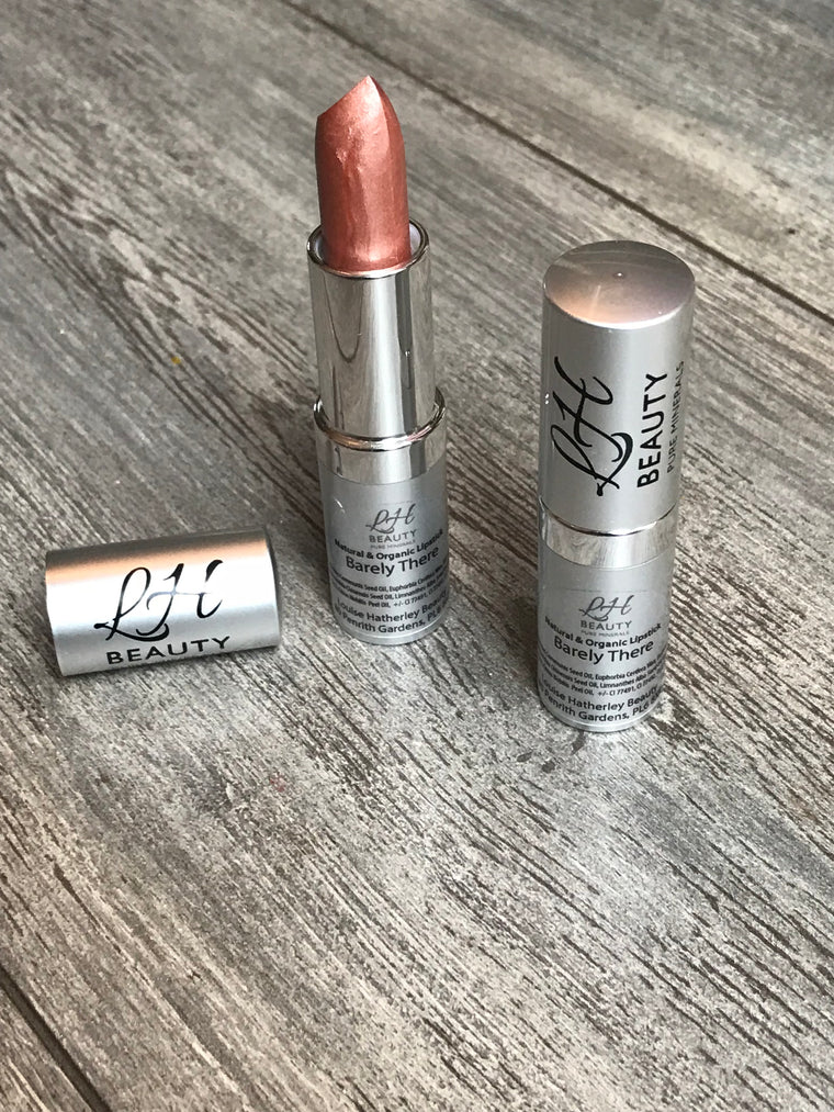 Organic lipstick - Barely There