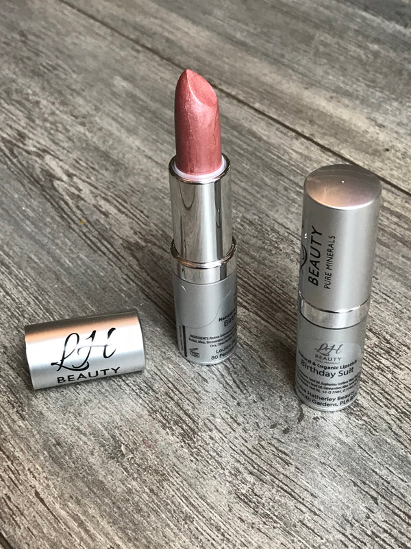 Organic lipstick - Birthday Suit