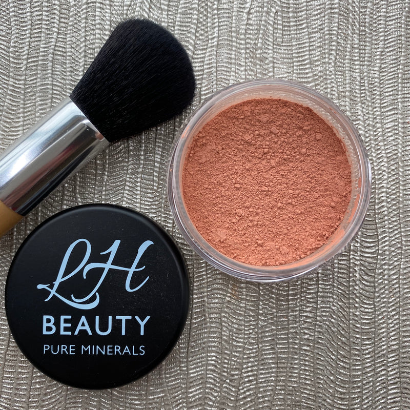 Matt Mineral Blush Powder - Baby Blush