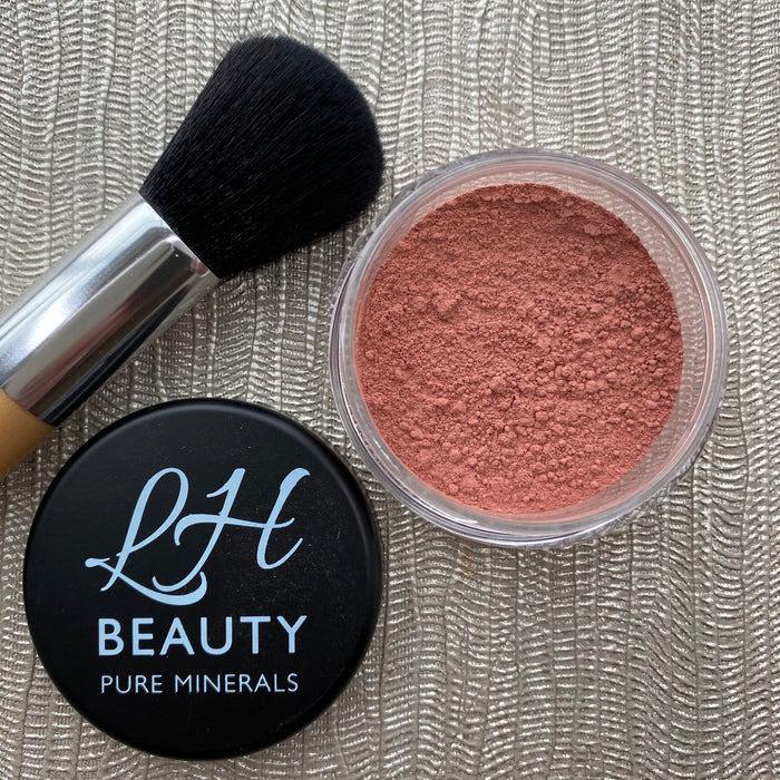 Matt Mineral Blush Powder - Love Letter