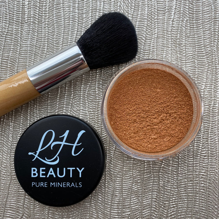 Mineral Bronzer Powder - Indian summer