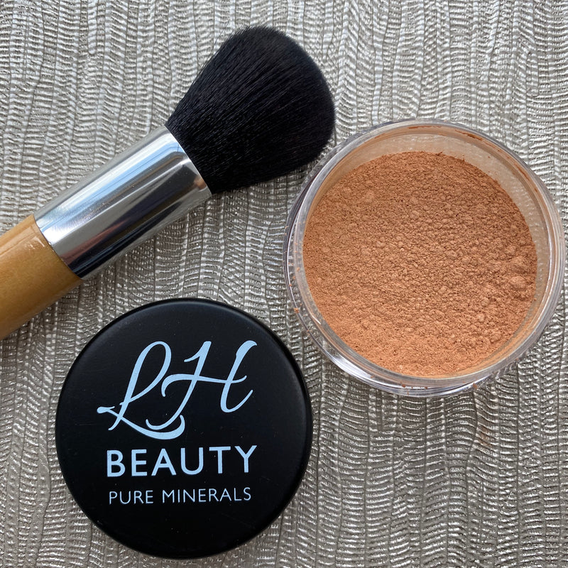 Mineral Bronzer Powder - Salty Summer