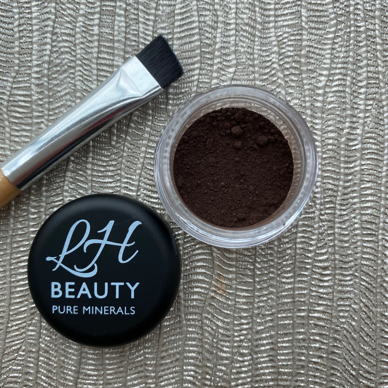 Mineral Eyeliner Powder - Brown