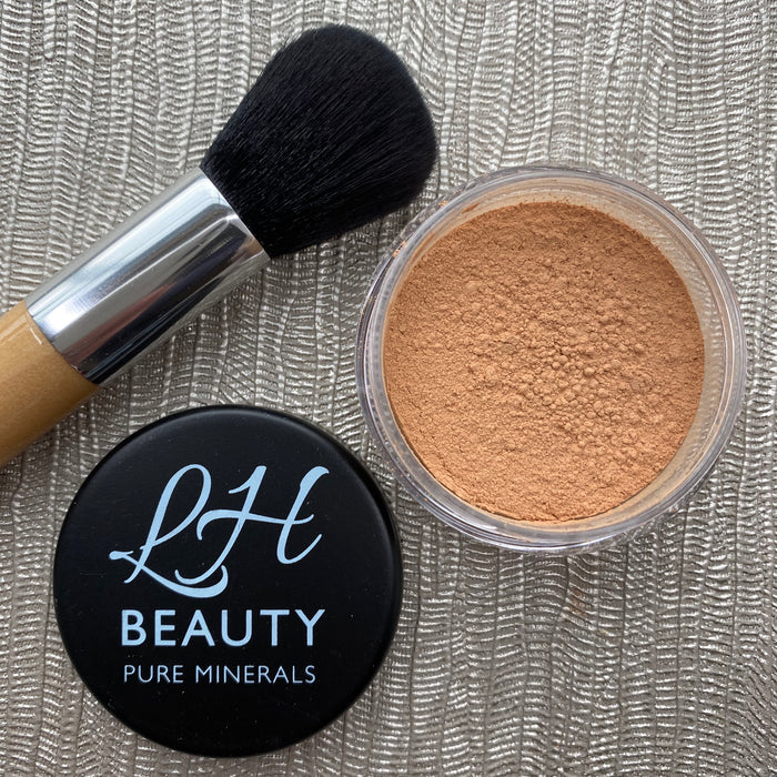 Mineral Foundation - Cool Honey