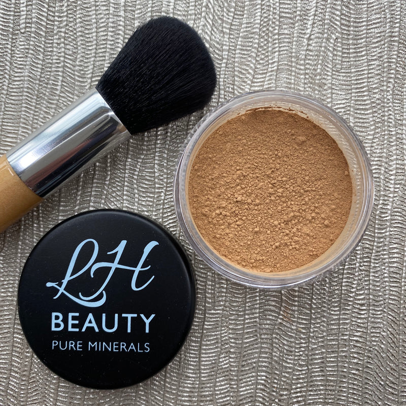 Mineral Foundation - Warm Cashmere