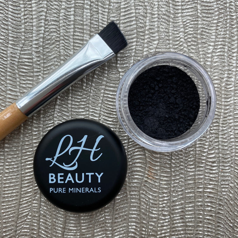 Mineral Eyeliner Powder - Black